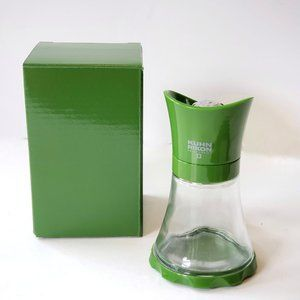 Kuhn Rikon Mini Vase Table Grinder Green